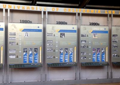 UCLA display