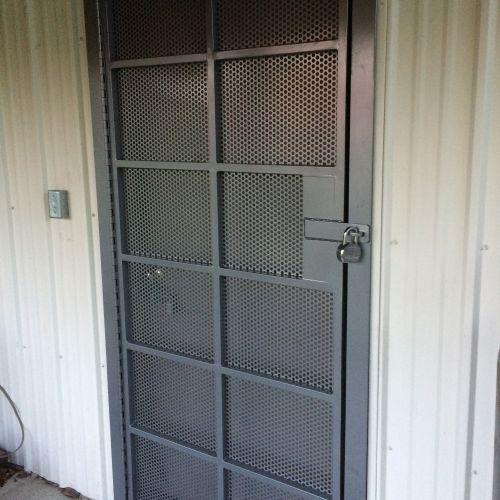 security door 1